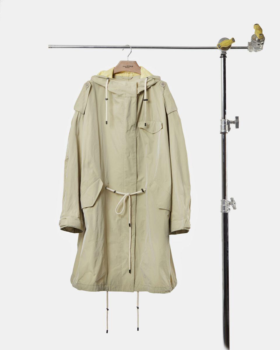 Isabel Marant - DUANO coat - 5