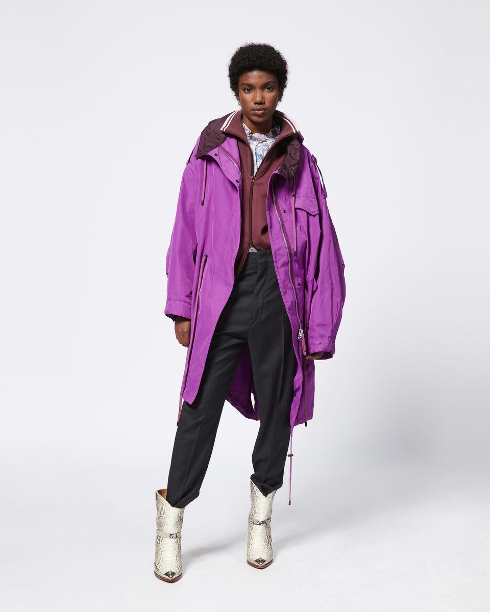 Isabel Marant - DUANO coat - 1