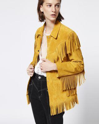 ISABEL MARANT JACKET Woman ABEL jacket r