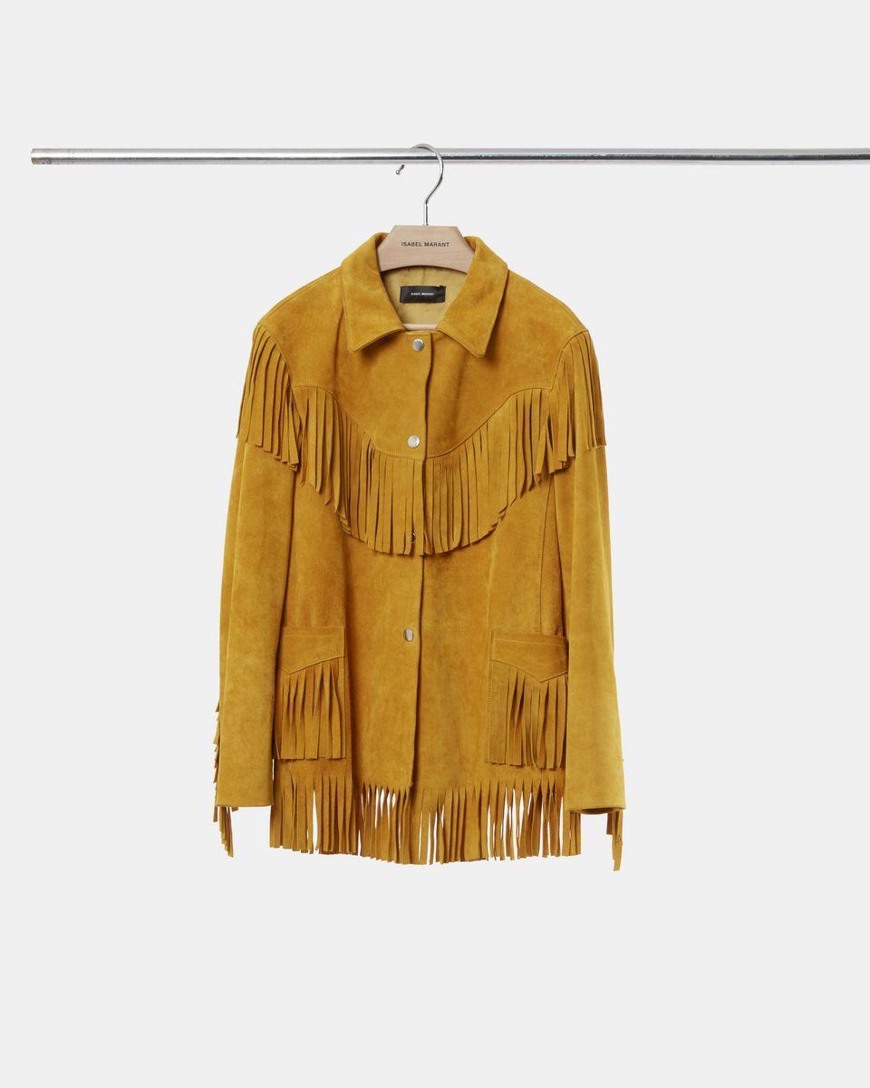 Isabel Marant - ABEL jacket - 5
