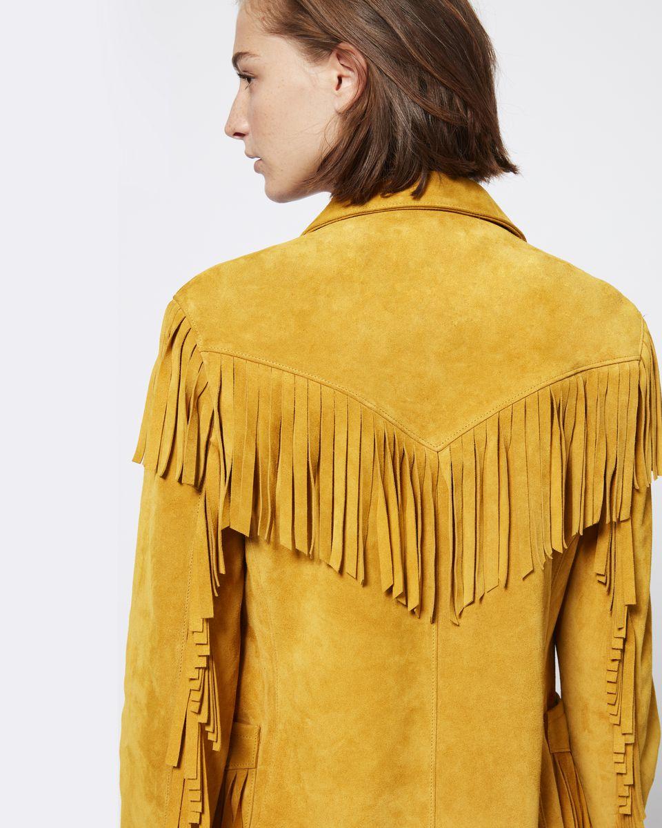 Isabel Marant - ABEL jacket - 4