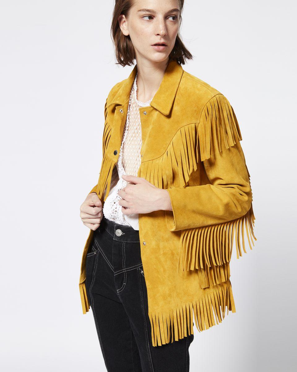 Isabel Marant - ABEL jacket - 3