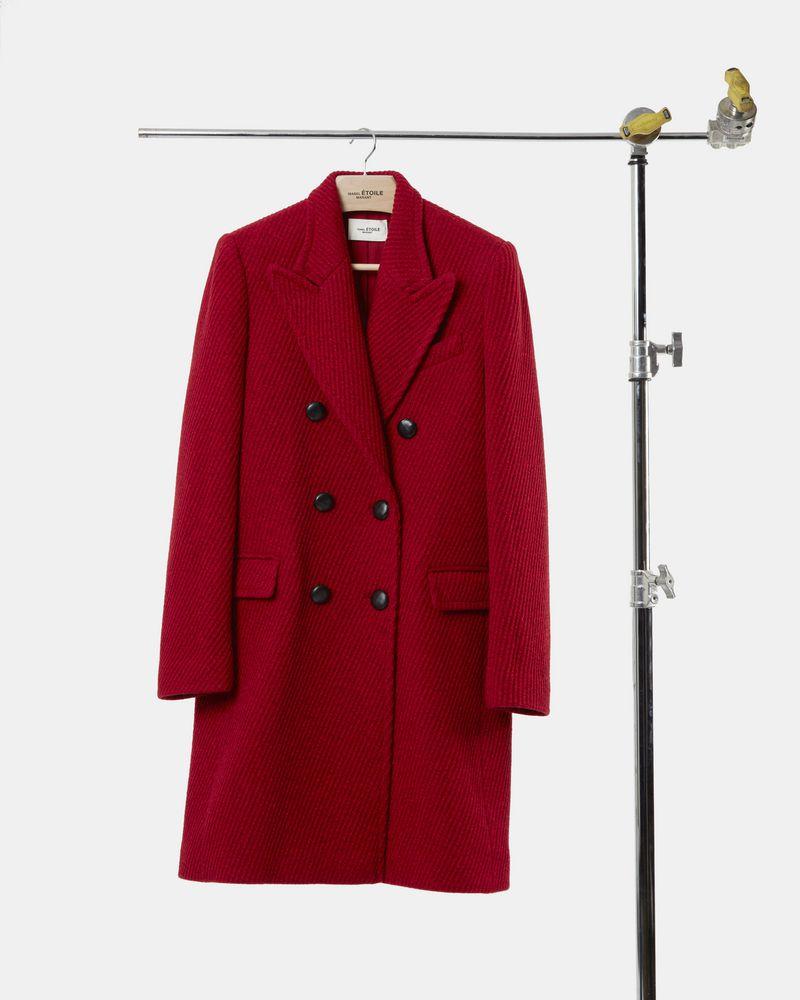 GLEEN coat ISABEL MARANT ÉTOILE