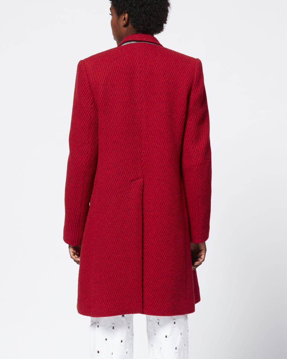 Isabel Marant - GLEEN coat - 4
