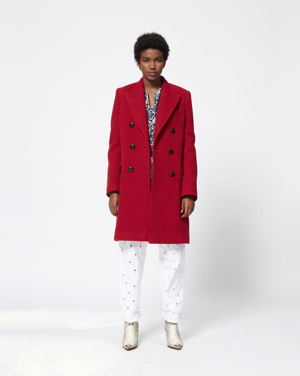 Isabel Marant - GLEEN coat - 1
