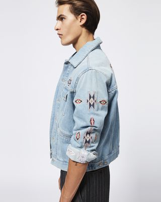 ISABEL MARANT JACKET Man JANGO jacket r