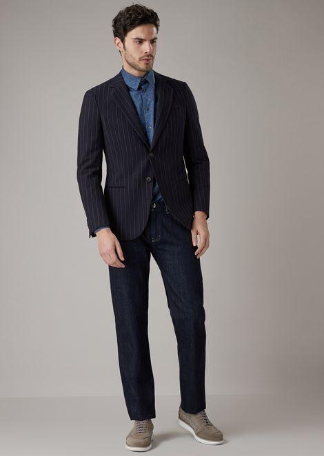 GIORGIO ARMANI Casual Jacket Man d