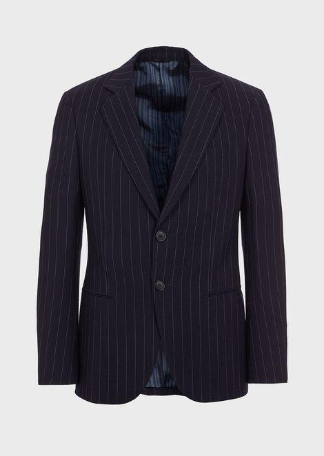 GIORGIO ARMANI Casual Jacket Man r