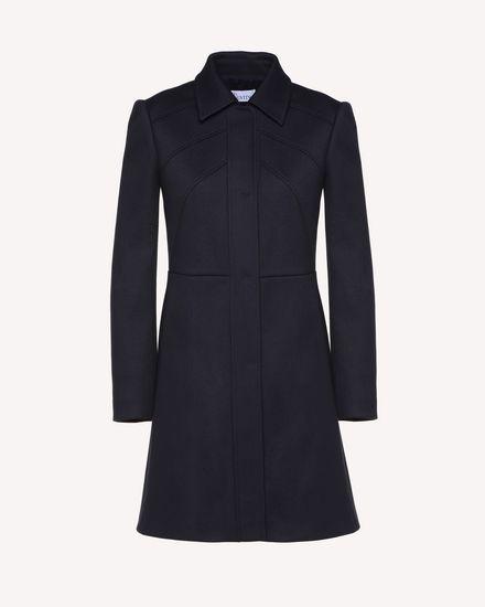 REDValentino Coat Woman RR3CAA101Y1 B01 a