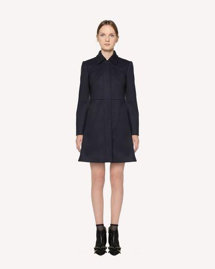REDValentino Coat Woman RR3CAA101Y1 B01 f