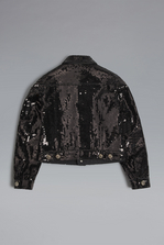 DSQUARED2 Sequined Jacket JACKET/BLAZER Woman