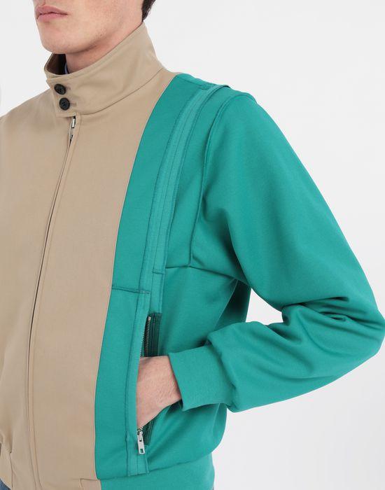 MAISON MARGIELA Spliced gabardine sportsjacket  Blazer [*** pickupInStoreShippingNotGuaranteed_info ***] a