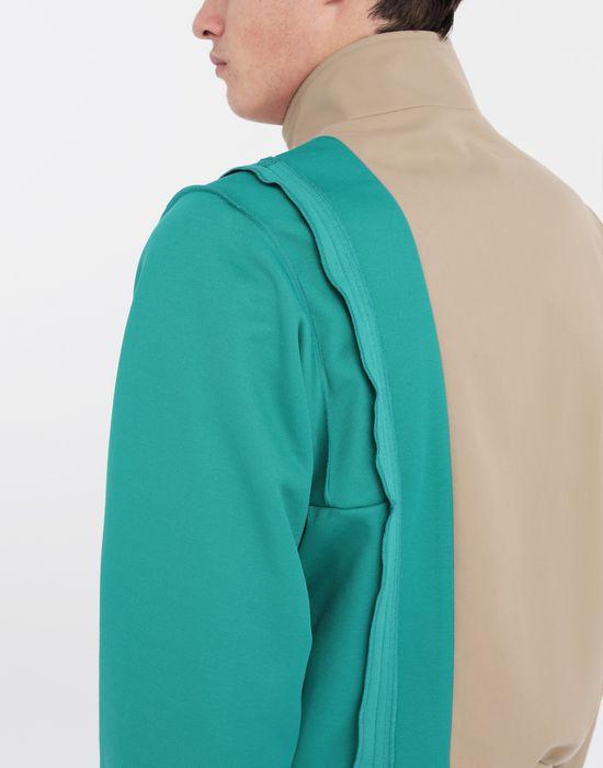MAISON MARGIELA Spliced gabardine sportsjacket  Blazer [*** pickupInStoreShippingNotGuaranteed_info ***] b