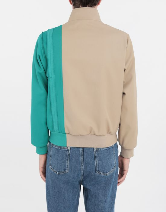MAISON MARGIELA Spliced gabardine sportsjacket  Blazer [*** pickupInStoreShippingNotGuaranteed_info ***] e