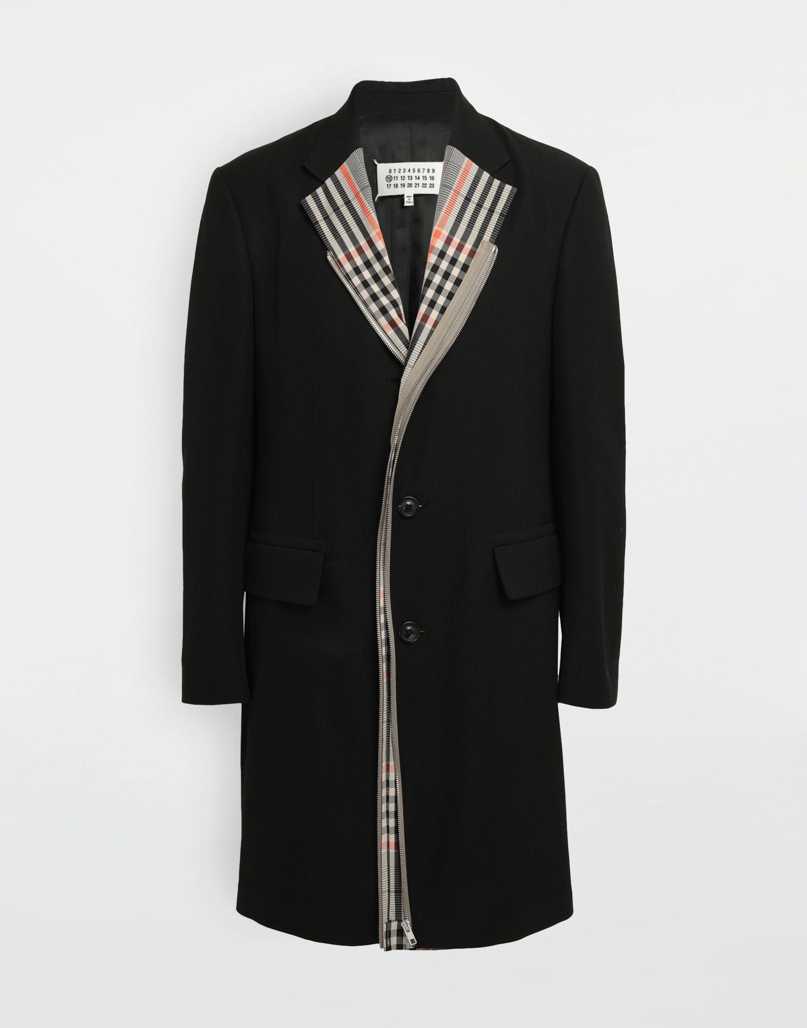 MAISON MARGIELA Zip In - Zip Out reversible coat Coat Man f