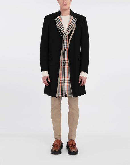 MAISON MARGIELA Zip In - Zip Out reversible coat Coat Man d