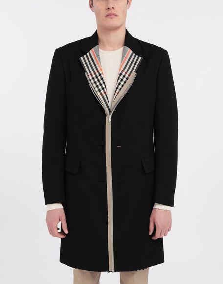 MAISON MARGIELA Zip In - Zip Out reversible coat Coat Man r