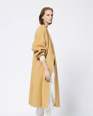 ISABEL MARANT COAT Woman FELTON coat r