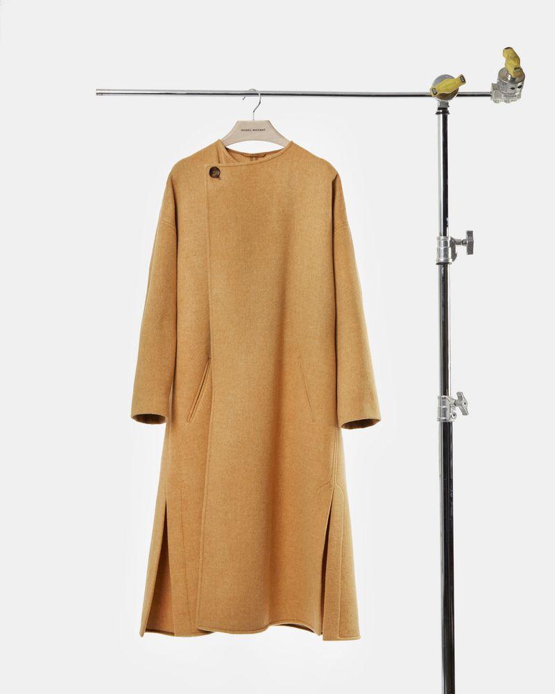 FELTON coat ISABEL MARANT