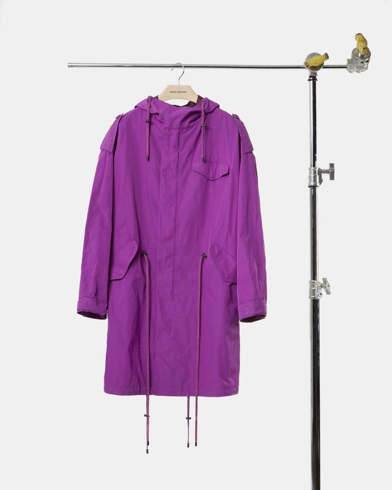DUANOH coat ISABEL MARANT