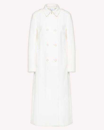 REDValentino Coat Woman RR3CAA00THP 031 a