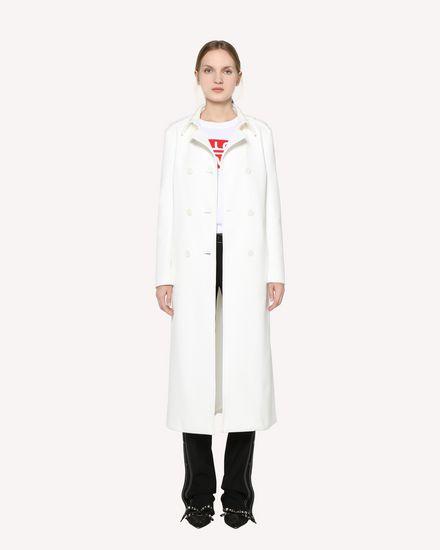 REDValentino Coat Woman RR3CAA00THP 031 f
