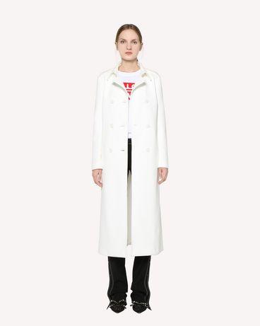 REDValentino RR3CAA00THP 031 Coat Woman f