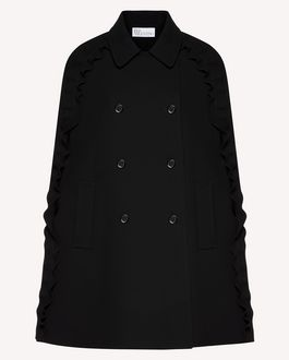 REDValentino Coat Woman SR3CAA82499 0NO a