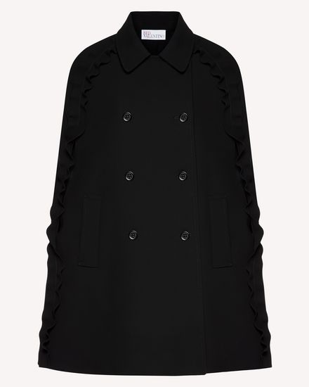 REDValentino Cloak - Cape Woman RR3CGA051FR 0NO a