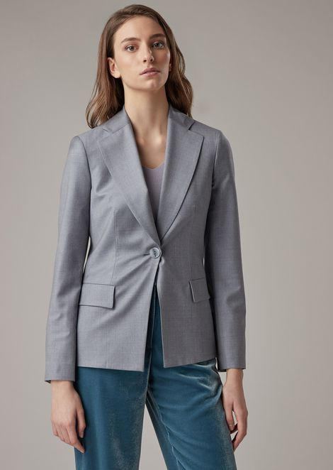GIORGIO ARMANI Formal Jacket Woman f