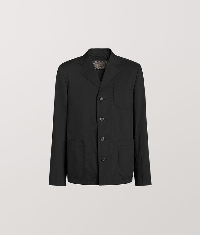 BOTTEGA VENETA JACKET IN TECHNO COTTON Outerwear and Jacket Man fp