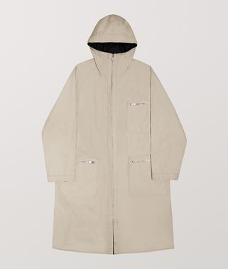 PARKA IN COTTON