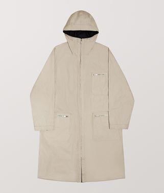 棉质派克大衣