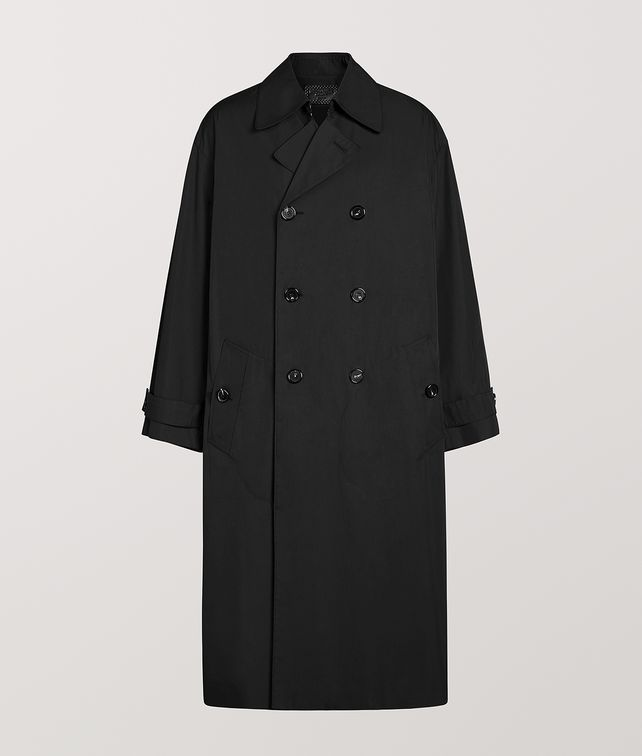 BOTTEGA VENETA TRENCH COAT IN COTTON Outerwear and Jacket Man fp