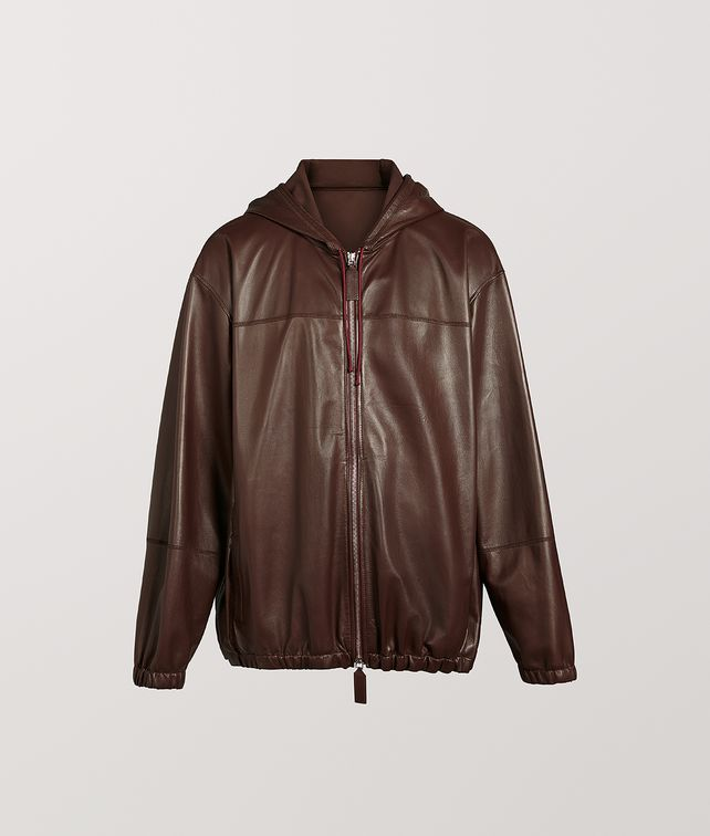 BOTTEGA VENETA JACKET IN NAPPA Outerwear and Jacket Man fp