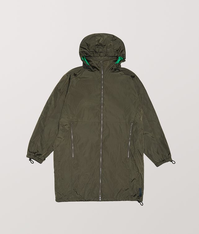 BOTTEGA VENETA PARKA IN NYLON Outerwear and Jacket Man fp