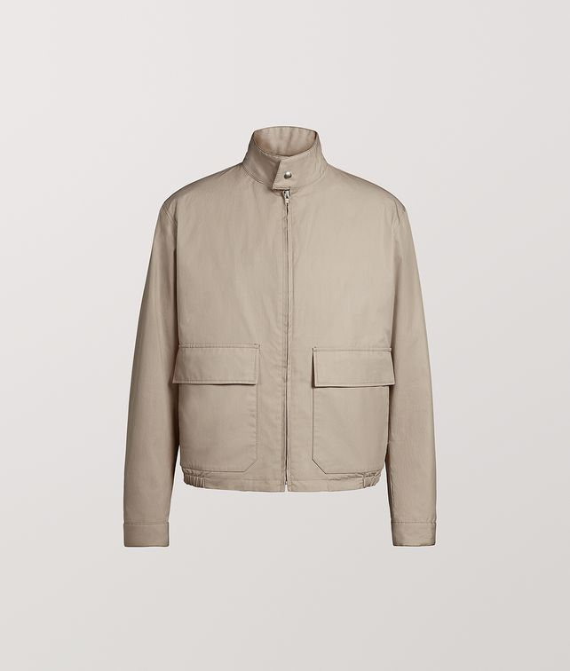 BOTTEGA VENETA JACKET IN COTTON Outerwear and Jacket Man fp