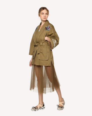 REDValentino RR0CJ00EUIG 825 Coat Woman d