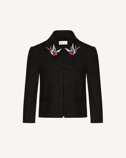 REDValentino Jacket Woman RR0CEA50VHE 0NO a