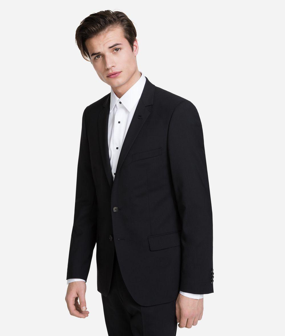 KARL LAGERFELD Suit Jacket Jacket Man f
