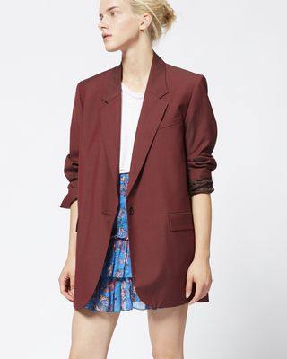 ISABEL MARANT ÉTOILE JACKET Woman NEXI jacket r