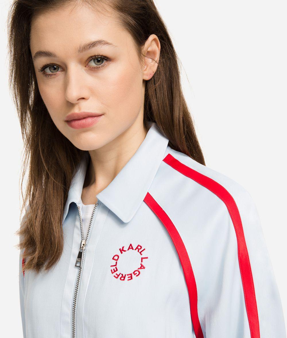 KARL LAGERFELD Athleisure Jacket Jacket Woman d