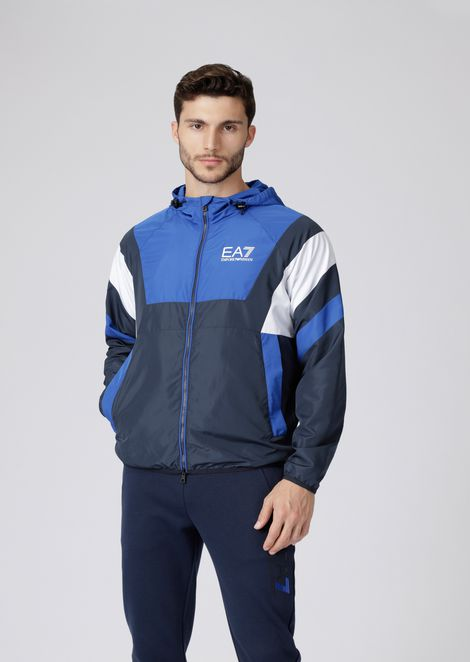 Train 7Colours multicoloured tech fabric blouson