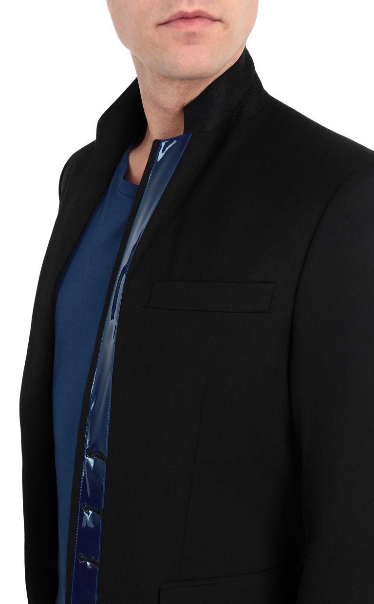 JUST CAVALLI Jacket with logoed band detail Blazer Man e