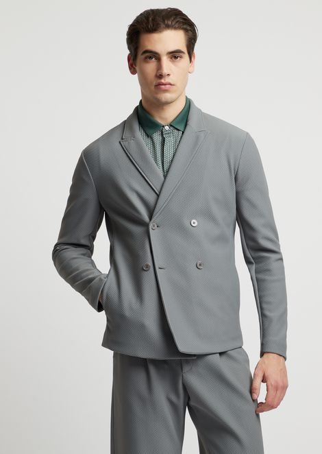 EMPORIO ARMANI Fashion Jacket Man f