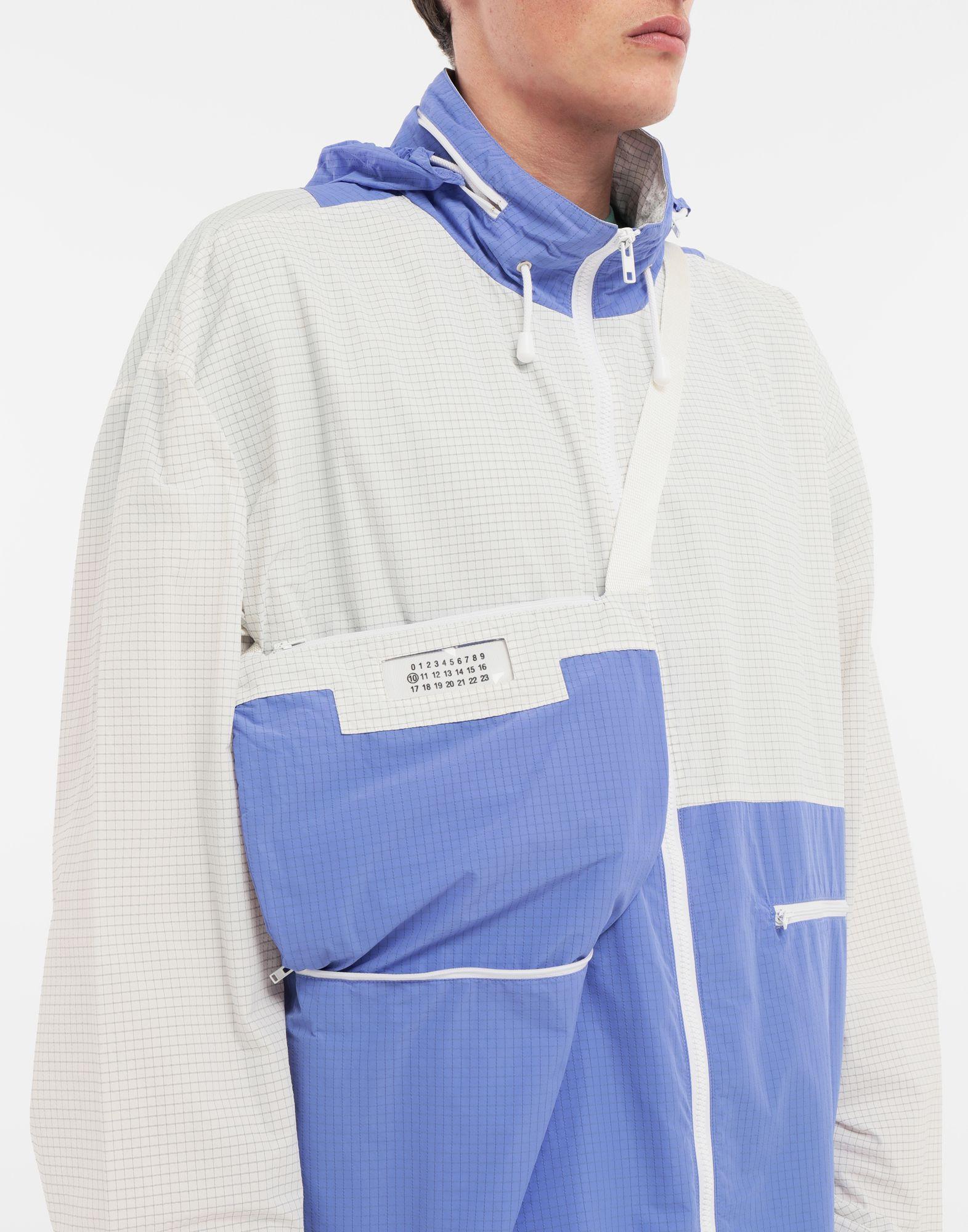 MAISON MARGIELA Nylon sports jacket Blazer Man a