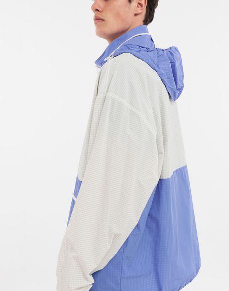 MAISON MARGIELA Nylon sports jacket Blazer Man b