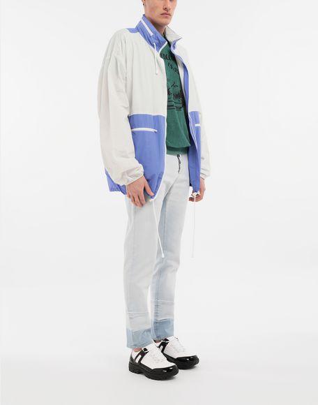 MAISON MARGIELA Nylon sports jacket Blazer Man d