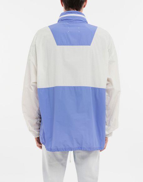 MAISON MARGIELA Nylon sports jacket Blazer Man e