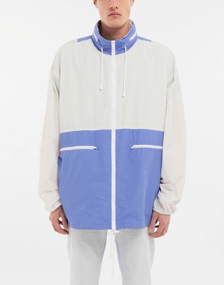 MAISON MARGIELA Nylon sports jacket Blazer Man r